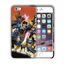 Load image into Gallery viewer, X-Men Superheroes Iphone 4s 5 SE 6 7 8 X XS Max XR 11 Pro Plus Case Cover 8