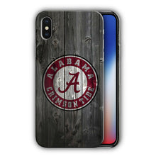 Load image into Gallery viewer, Alabama Crimson Tide Iphone 5s SE 6s 7 8 X XS Max XR 11 Pro Plus Case Cover 5