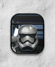 Load image into Gallery viewer, Star Wars Stormtrooper case for AirPods 1 or 2 protective cover skin 02
