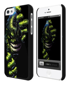 The Incredible Hulk Marvel Iphone 4s 5 6 7 8 X XS Max XR 11 Pro Plus Case