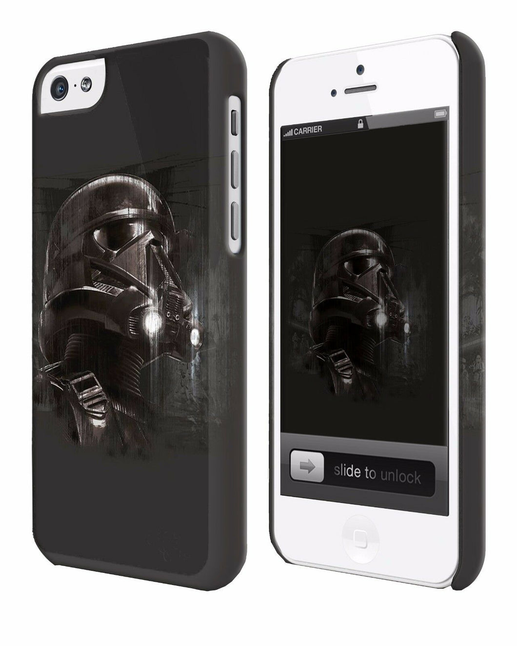 Rogue One A Star Wars Story iPhone 4S 5 6 7 8 X XS Max XR 11 Pro Plus SE Case 4
