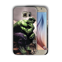 Load image into Gallery viewer, Super Hero Hulk Samsung Galaxy S4 5 6 7 8 9 10 E Edge Note 3 - 10 Plus Case n11