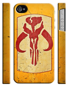 Star Wars Mandalorian Iphone 4s 5 6 7 8 X XS Max XR 11 Pro Plus Case SE 09