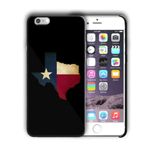Load image into Gallery viewer, Texas State Flag Iphone 4 4s 5 5s 5c SE 6s 7 8 X XS Max XR 11 Pro Plus Case 05