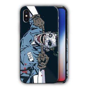 Super Villain Joker Iphone 4s 5 5s 5c SE 6 7 8 X XS Max XR 11 Pro Plus Case nn11