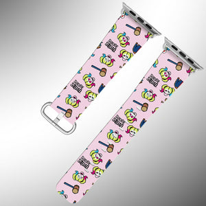 Harley Quinn Apple Watch Band 38 40 42 44 mm Series 1 2 3 4 5 Wrist Strap 5