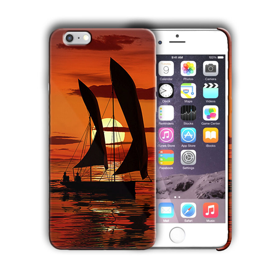 Extreme Sports Sailing Yachting Iphone 4 4s 5 5s 5c SE 6 6s 7 Plus Case Cover 07