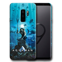 Load image into Gallery viewer, Super Hero Aquaman Samsung Galaxy S4 5 6 7 8 9 10 E Edge Note Plus Case n10
