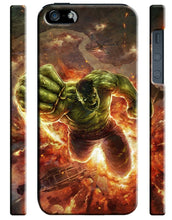 Load image into Gallery viewer, The Incredible Hulk Superhero Iphone 4s 5 6S 7 8 X XS Max XR 11 Pro Plus Case 8