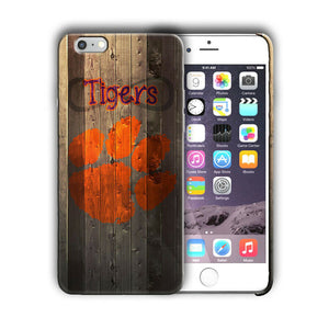 Clemson Tigers Iphone 5s SE 6s 7 8 X XS Max XR 11 Pro Plus Case Cover 1
