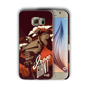 The Iron Giant Samsung Galaxy S4 5 6 7 8 9 Edge Note 3 4 5 8 9 Plus Case 6