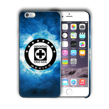 Load image into Gallery viewer, Cruz Azul FC Iphone 4S 5s 6S 7 8 X XS Max XR 11 Pro Plus SE Case Cover Logo 01
