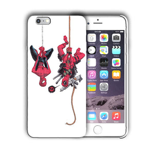 Super Hero Spider-Man Iphone 4s 5 SE 6 6s 7 8 X XS Max XR 11 Pro Plus Case n4