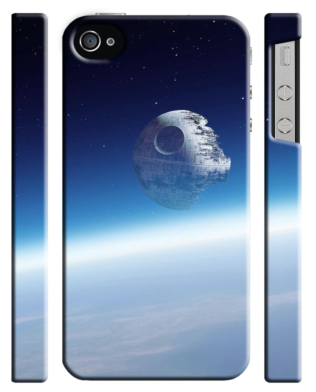 Star Wars Death Star Iphone 4s 5 6 7 8 X XS Max XR 11 Pro Plus Case 131