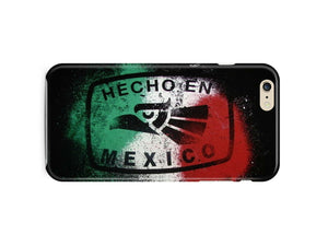 Mexico National Flag iPhone 4S 5S 5c 6 6S 7 8 X XS Max XR 11 Pro Plus Case ip3