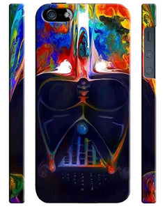 Star Wars Darth Vader Christmas Iphone 4 4s 5 5s 5c 6 6S + Plus Case Cover 1682