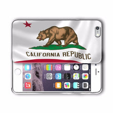 Load image into Gallery viewer, California Symbols Flag Iphone 4s 5s 5c SE 6s 7 8 X Xs XR 11 Pro Max Plus Case 2