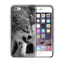 Load image into Gallery viewer, Animals Angry Wolf Iphone 4 4s 5 5s 5c SE 6 6S 7 + Plus Case Cover 05