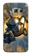Load image into Gallery viewer, Star Wars Boba Fett Samsung Galaxy S4 S5 S6 Edge Note 3 4 5 + Plus Case 148