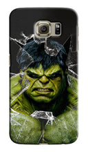 Load image into Gallery viewer, The Incredible Hulk Samsung Galaxy S4 5 6 7 8 9 10 E Edge Note Plus Case s1