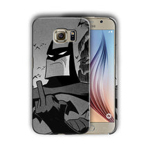 Load image into Gallery viewer, Super Hero Batman Samsung Galaxy S4 5 6 7 8 9 10 E Edge Note 3 - 10 Plus Case n2