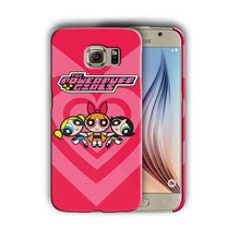 Load image into Gallery viewer, Powerpuff Girls Samsung Galaxy S4 5 6 7 8 9 10 E Edge Note 3 - 9 Plus Case 06