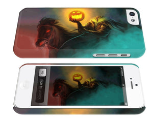 Halloween Trick or Treat Horror Iphone 4s 5 5s 5c 6 6s 7 8 X Plus Case Cover ip2