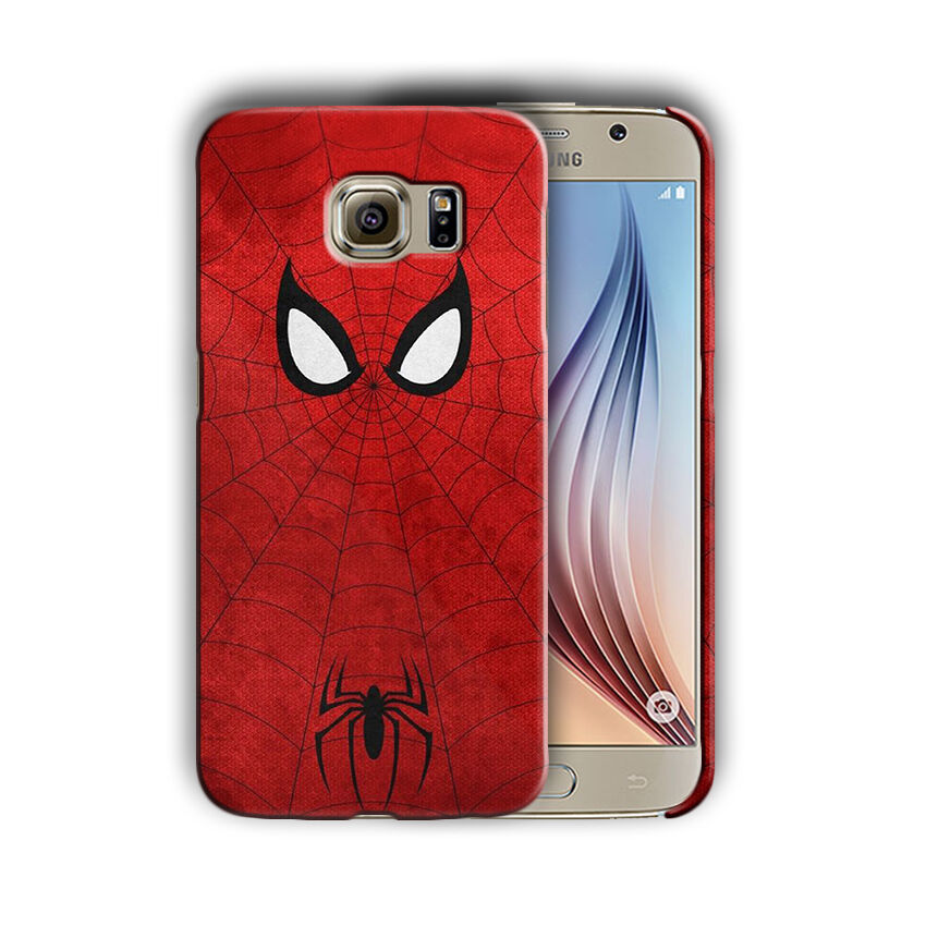 Super Hero Spider-Man Samsung Galaxy S4 5 6 7 8 9 10 E Edge Note Plus Case n6