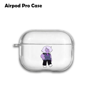 Steven Universe Silicone Case for AirPods 1 2 3 Pro gel clear cover SN 229