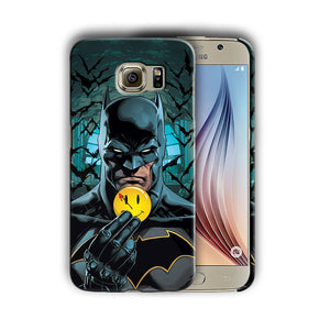 Super Hero Batman Samsung Galaxy S4 S5 S6 S7 S8 Edge Note 3 4 5 8 Plus Case nn1