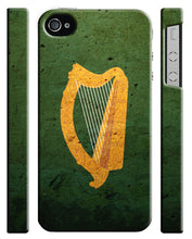 Load image into Gallery viewer, Ireland Irish Harp iPhone 4S 5 5S 5c 6 6S 7 8 X XS Max XR 11 Pro Plus Case Cover