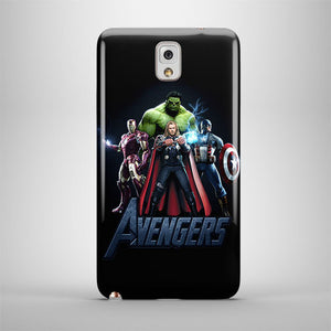 Avengers Age Of Ultron Samsung Galaxy S4 S5 S6 Edge Note 3 4 Case Cover