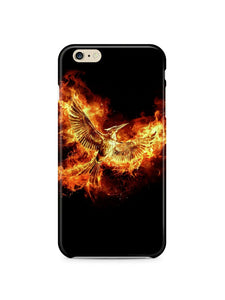 The Hunger Games Mockingjay Iphone 4s 5 5s 5c 6 6s 7 8 X XS Max XR Plus Case i3