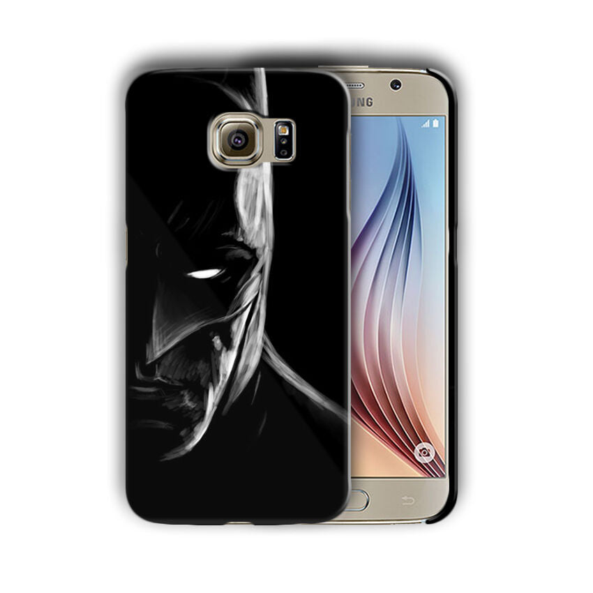 Super Hero Batman Samsung Galaxy S4 5 6 7 8 9 10 E Edge Note 3 -10 Plus Case n1