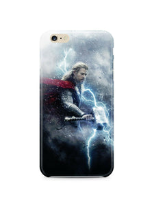Thor Avengers Iphone 4s 5 6 7 8 X XS Max XR 11 Pro Plus Cover Case Comics