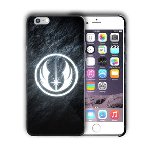 Star Wars Jedi Order Logo Iphone 4s 5 SE 6 7 8 X XS Max XR 11 Pro Plus Case n38