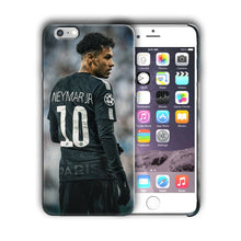 Load image into Gallery viewer, Neymar JR Brazil Soccer Iphone 4 4S 5 5s 5c 6 6S 7 8 X XS Max XR Plus SE Case 3
