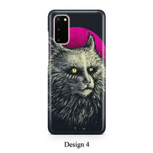 Load image into Gallery viewer, Cats of Goth case for Galaxy s20 s20+ Ultra s10 s10+ s9 s8 s7 S6 Edge SN