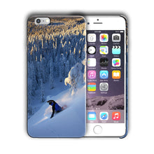 Load image into Gallery viewer, Extreme Sports Snowboarding Iphone 4s 5s 5c SE 6 6s 7 8 X XS Max XR Plus Case 06