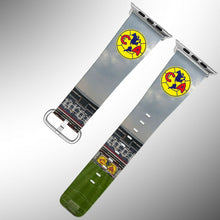 Load image into Gallery viewer, Club America Apple Watch Band 38 40 42 44 mm Series 5 1 2 3 4 Wrist Strap 03