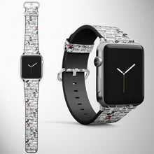 Load image into Gallery viewer, Mickey Mouse Apple Watch Band 38 40 42 44 mm Series 5 1 2 3 4 Wrist Strap 2