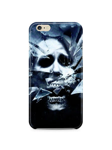 Halloween Skull Final Destination Iphone 4 4s 5 5s 5c 6 6S 7 + Plus Case Cover