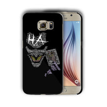Load image into Gallery viewer, Super Villain Joker Samsung Galaxy S4 5 6 7 8 9 10 E Edge Note Plus Case n5