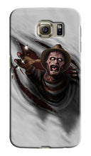 Load image into Gallery viewer, Halloween Freddy Krueger Samsung Galaxy S4 S5 S6 Edge Note 3 4 Case Cover sg1