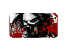 Load image into Gallery viewer, Captain America Civil War Winter Soldier Iphone 4s 5s 5c SE 6S 7 8 X Plus Case 4
