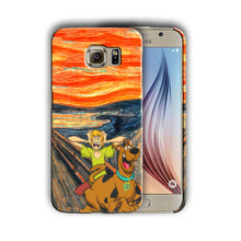 Load image into Gallery viewer, Scooby-Doo Anime Samsung Galaxy S4 5 6 7 8 9 10 E Edge Note 3 - 9 Plus Case 6