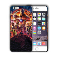 Load image into Gallery viewer, Avengers Infinity War Iphone 4 4s 5 5s 5c SE 6 6s 7 8 X XS Max XR Plus Case n17