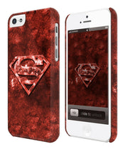 Load image into Gallery viewer, Iphone 4 4s 5 5s 5c SE 6 6S 7 8 X XS Max XR Plus Case Cover Superman Logo ip14