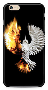 The Hunger Games Mockingjay Part 2 Iphone 4 4s 5 5s 5c 6 6s 7 + Plus Case 2156
