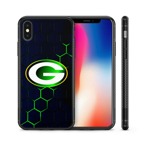 Green Bay Packers protective TPU case for iphone X XS Max XR 5 6 7 8 plus